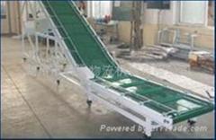 裝卸用移動昇降式皮帶輸送機