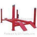 car lift TLT440W Wheel Alignment 4 Post Lift