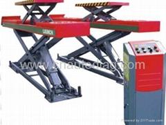 car lift TLT830WA Wheel Alignment Scissor car Lift
