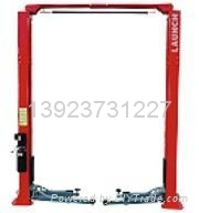 car lift TLT240SC Clear Floor Two Post car Lift