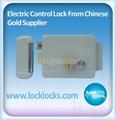 Eletric Control Lock  1
