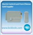 Eletric Control Lock  2