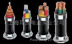 0.6/1KV聚氯乙烯絕緣聚氯乙烯護套電力電纜
