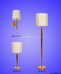 Inerior Lighing --Table Lamp ,Floor Lamp ,Wall lamp