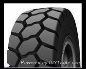 Radial OTR tire, Earthmover tire