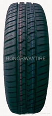 PCR tire, Car tire 165/70R13 175/70R13 175/70R14
