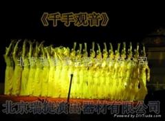 北京專業燈光音響租賃