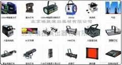 北京舞台专业灯光设备租赁、北京灯光租赁