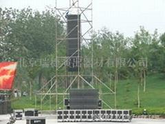 北京燈光音響租賃