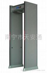 高清数码室外防水AT300A安检门