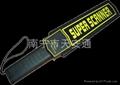 TX-1001超高灵敏型多功能手持式金属探测器 4