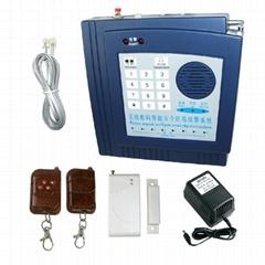 供应深安铁壁联防—TEL电话防盗报警器