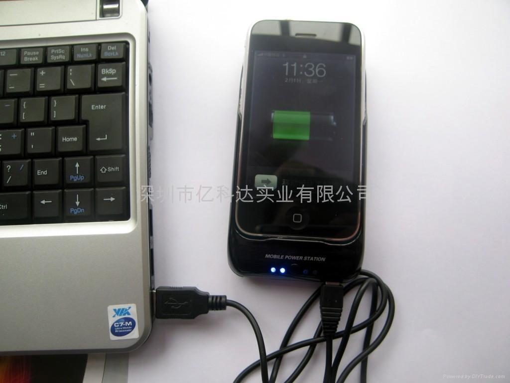 iphone后蓋電池 2