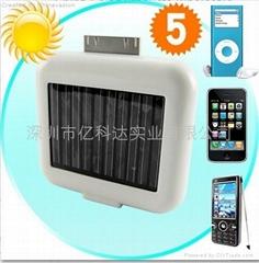 iphone 太阳能外置电池