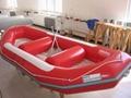 Hypalon Raft