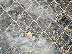 土質邊坡適用高強度鋼絲網