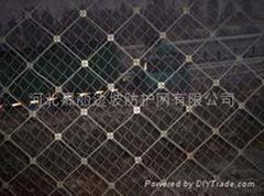 嘉麗SNS柔性防護網(鋼絲繩型)