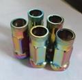Titanium Alloy Lug Nuts 1