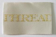 Custom Woven Label
