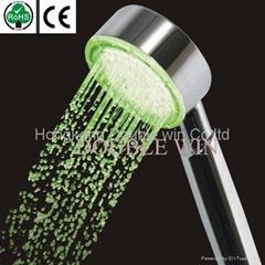 miny LED shower head