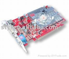 ATI Series Graphics Card/ Video card/ VGA Card(Radeon X700 256MB DDR)