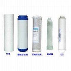 純水設備耗材濾料