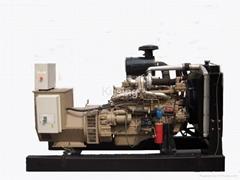 敞开型柴油发电机组