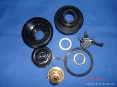 LPG filling valve