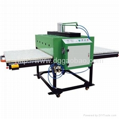 大型平板熱昇華轉印機,大型平板熱轉印燙畫機,布料印花機
