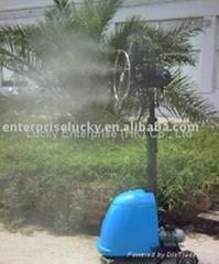 high pressure atomization mist fan/fog fan