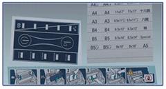 電子電器產品不干膠標籤