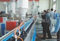 PEX/PPR-Al-PEX鋁塑復合管生產線