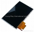 PSP LCD Screen Replacement with