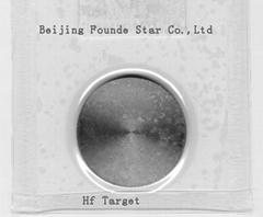 Zinc Oxide Target
