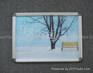 Hanging Poster Board/snap frame 2