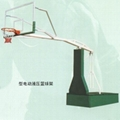 电动液压篮球架 1