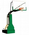 淮安手動液壓籃球架