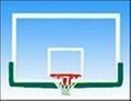 鋼化玻璃籃球板