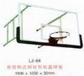 电动液压篮球架 2