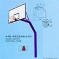 電動液壓籃球架 3