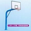 電動液壓籃球架 4