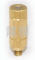 霧化噴頭(銅/不鏽鋼,含濾心)