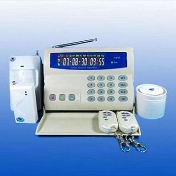 GSM家用/商用報警器 1