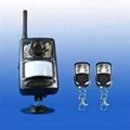 彩信報警器,防盜器,GSM