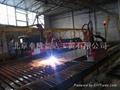 北京9米激光切割 大型工件激光切割 1