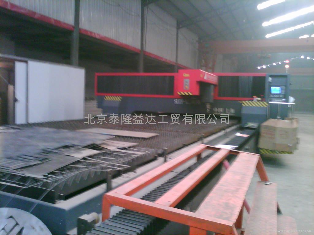北京9米激光切割 大型工件激光切割 2