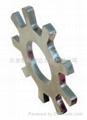 北京不鏽鋼標牌激光切割 1