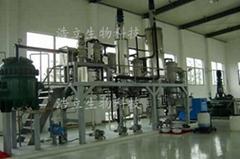 刮膜式分子蒸餾大中型設備裝置