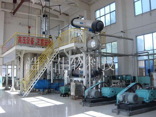 超臨界CO2萃取生產設備 1
