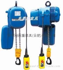 合肥多萊勁起重供應PK環鏈電動葫蘆